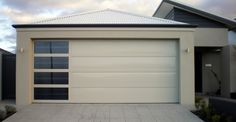Our Ultimate Sectional Garage Doors are all about flaunting absolute street appeal. Create a custom design to suit your taste and budget. Centurion's Ultimate Range doors are each distinctive in their own right. Quiet Garage Door Opener, Garage Door Cost, Timber Garage Door, Buy A Garage, Single Garage Door, Custom Garage Doors, Garage Door Design, Cost Of Bricks, Indoor Outdoor