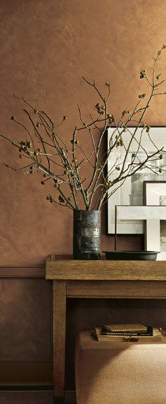 OMG! THIS IS FABULOUS IN OUR BEDROOM! <3<3<3 THE WINNER  06/2015  Ralph Lauren Paint: Metallic gilt bronze me 135 home depot $50 per gallon covers 200 sq feet.