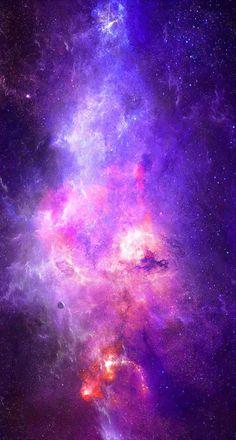 Galaxy wallpaper on We Heart It – Galaxy Art Purple Galaxy Wallpaper, Space Phone Wallpaper, Night Sky Wallpaper, Planets Wallpaper, Colorful Wallpaper, Nature Wallpaper, Cool Wallpaper, Pink Wallpaper, Heart Wallpaper