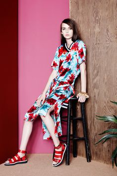 Suno | Resort 2015 Collection | Style.com
