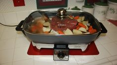 Making a Pot Roast in an Electric Skillet