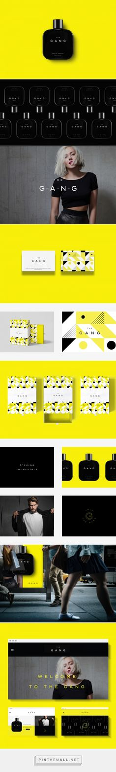The Gang Branding, Packaging, and Web Design by Mustafa Akülker | Fivestar Branding Agency – Design and Branding Agency & Curated Inspiration Gallery #branding #identity #websitedesign #design #designideas #designinspiration #packaging