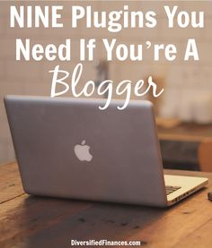 9 Plugins You Need If You're A Blogger (Making Sense of Cents)