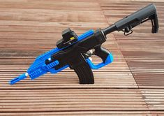 CZ Scorpion Style Kit for Nerf Stryfe 3D printed Cosplay