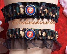 Marine Corps Garters