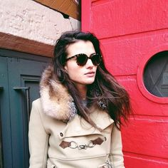 Alessandra Codinha photographed by William Yan in New York on March 4th, 2013  fashionreunion:    Effortless cool: @atcodinha