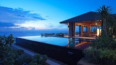 Paresa Resort: Cielo Residences have balconies with private infinity pools and 270-degree sunset views.