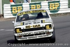 79813 - Allan Gough / Kel Gough - Holden Gemini - Bathurst 1979 - Photographer Lance J Ruting Holden Gemini, Australian Cars, Chevrolet Logo, Touring, Numbers, Poster, Posters, Movie Posters