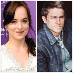 """Dakota Johnson the daughter of Don Johnson, formerly of Miami Vice fame, and Melanie Griffith, has been cast to play Anastasia Steele in E.L. James' big screen version of """"50 Shades of Grey. Charlie   E.L. James announced the casting news Monday morning on her Twitter account. Tell Outersparkle, what do you think about the casting? 20130902-135052.jpg"""