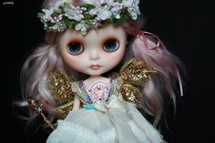 Gorgeous Blythe doll being auctioned on ebay