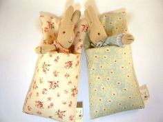 sac de couchage pour bébé lapin Maileg