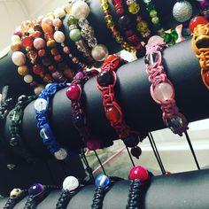 Léčivé naramky z polodrahokamů a minerálu #bracelet #handmadejewelry  #ozdobenoodhanicky Bracelets, Jewelry, Bangles, Jewlery, Jewels, Bracelet, Jewerly, Jewelery, Accessories