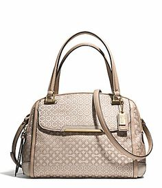 Understated Op Art fabric adds refined texture and soft shimmer to this scaled-down version of our new Madison Georgie. The cheap coach handbags http://www.ashpants.com/cheap-coach-handbags polished silhouette is finished with distinctive custom hardware and a graceful strap for shoulder or crossbody wear.