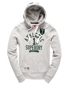 Superdry Athletics First Hoodie