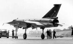 1964 Fairey Delta 2 (BAC 221)