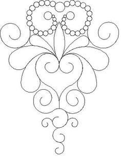 Shop | Category: Feathers / Pearls / curls | Product: Konda Pie Shape BLK