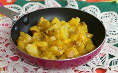 Le patate cremose allo zafferano sono un contorno facile e veloce da preparare. Ideali per accompagnare sia carne che pesce.