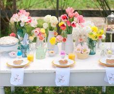 Apparecchiare la tavola in estate (Foto) | Designmag