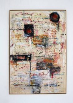 "Saatchi Art Artist Stefan Heyer; Painting, ""untitled (lamento)"" #art"