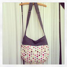 Handmade cotton bag