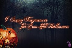 4 Scary Fragrances for Boo-tiful Halloween | Eau Talk - The Official FragranceNet.com Blog