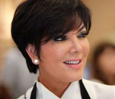 kris jenner hairstyle photos | Kris Jenner, star of Keeping up ...