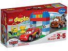 Lego DUPLO Pixar Cars Classic Race 10600