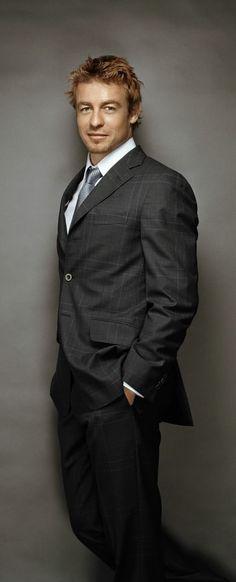 SIMON BAKER (b. 1969) like Errol Flynn he was born in Tasmania, Australia