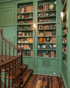 Awesome Wes Anderson Decor Ideas 111 – Home Office Design Vintage Design Exterior, Interior And Exterior, Future House, My House, Home Theaters, Casa Retro, Home Libraries, House Goals, My New Room