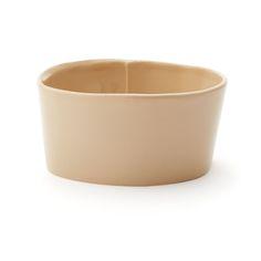 VIETRI - 'Lastra' Collection, Cappuccino - Cereal Bowl