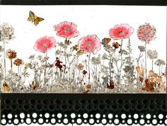 Wild Flowers, Martha Stewart Bubble Bath punch