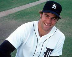 Baseball Scoreboard, Baseball Jerseys, Baseball Hats, Kirk Gibson, Baseball Caps For Sale, Tiger Stadium, Detroit Tigers Baseball, Bags, Quilts