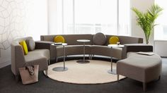Await Lounge – Steelcase