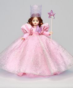 Pink Glinda the Good Witch Doll by Madame Alexander