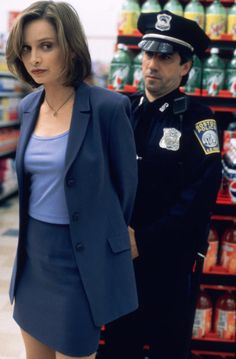 Ally McBeal: Went to my DVD box the other day, the overflow one that's upstairs, I was looking for something to watch and picked up series 1 Ally Mcbeal: forgotten how good it was! Such a pity the series sort of fizzled out . .