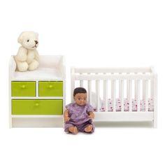 ccb94b1fff0d 160 best Dolls House Nursery images | Doll houses, Dollhouses ...