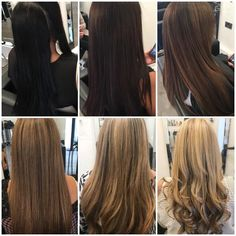 Are you considering the transition from dark hair color to blonde hair? If so this article will be extremely helpful in understanding the steps involved. Black To Blonde Hair, Black Hair Dye, Dark Blonde, Blonde Color, Hair Lights, Dark To Light Hair, Lightening Dark Hair, Creative Hair Color, How To Lighten Hair
