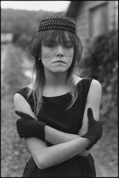 tiny in her halloween costume | seattle 1983 | foto: mary ellen mark