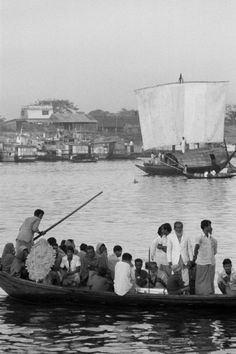 Hiroji Kubota, Bangladesh. Dhaka. 1968.
