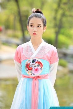 Loved her in this drama! Korean Actresses, Korean Actors, Actors & Actresses, Iu Moon Lovers, Korean Celebrities, Celebs, Korean Girl, Asian Girl, Korean Hanbok
