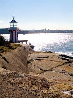 Sydney's lighthouse by Wenly Imam, via 500px
