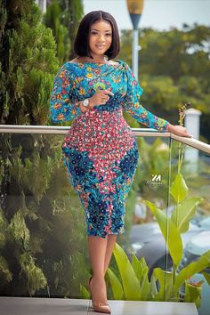 Check out Serwaa Amihere's beautiful African fashion dresses, work attire, corporate styles, african women fashion dresses etc.