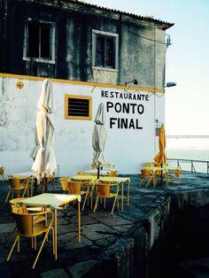 Ponto Final // Lisbon