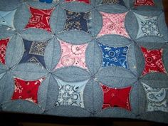 Bandana Quilt? | I can do this