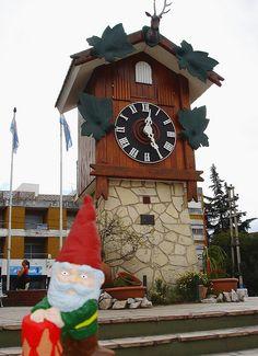 .Giant Clock