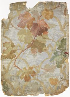 French Wallpaper, 1902-24