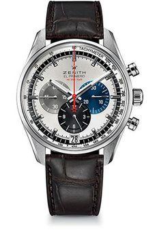 Zenith Watches - El Primero 36'000 VPH - Style No: 03.2040.400/69.C494