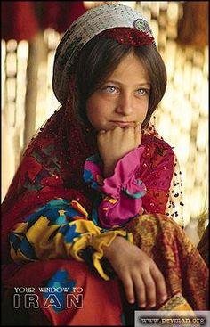 photo jeune fille iranienne