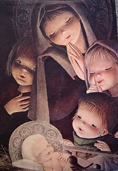Image of Christmas by Ferrandiz