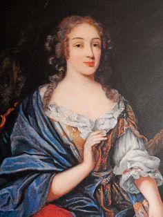 Louise de La Vallière, Jean Nocret, 1661